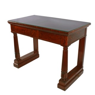 George IV Mahogany Hall Table