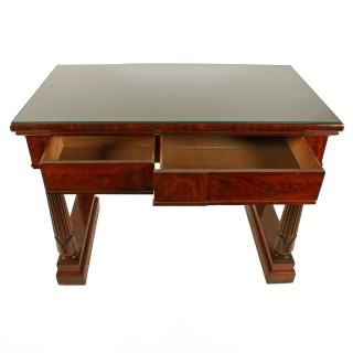 George IV Mahogany Hall Table