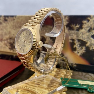 Ladies Rolex Datejust