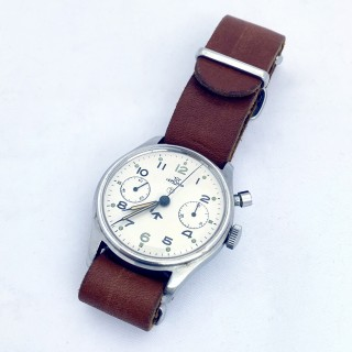 Lemania Pilot's Watch