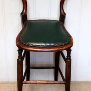 Unusual Clerks Chair