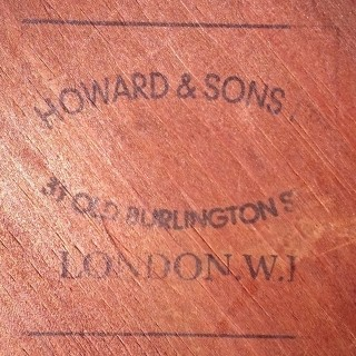 Early 20th Century Canterbury made by Howard and Sons of London