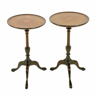 Pair of Edwardian Kettle Stands