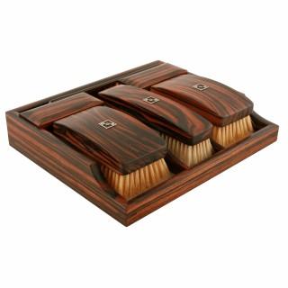 Art Deco Dressing Brush Set