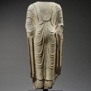 Torso of a Standing Buddha