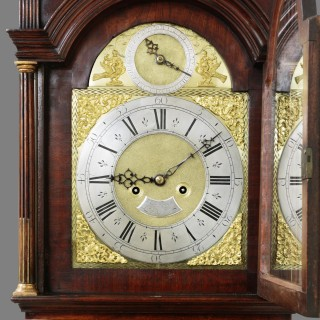 George I Longcase Clock by William Holloway, London