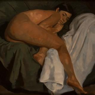 'Katrina' by Neale Worley RP NEAC (born 1962)