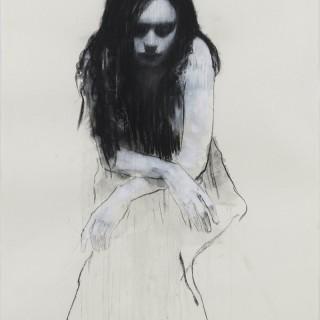 'Moorlands study II' by Mark Demsteader (born 1963)