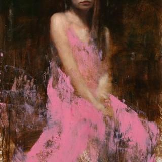 'In Arcadia Study V'  by Mark Demsteader (born 1963)