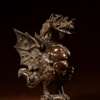 A Dragon Borghese First Half 17th Century.