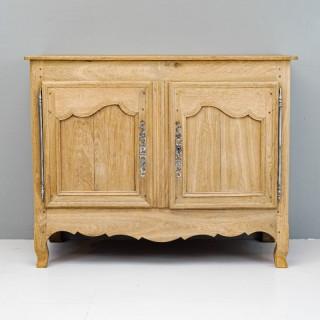Oak Two Door Cupboard