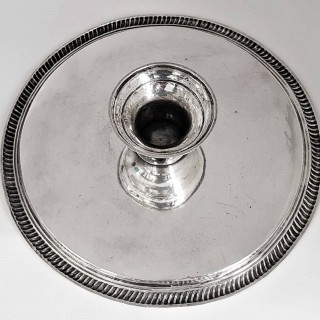 Antique Queen Anne Silver Tazza