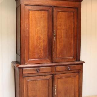 Rustic French Oak Cupboard