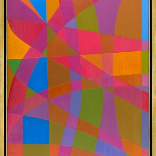 La Côte Rose  by  Othello Radou  (1910-2006)