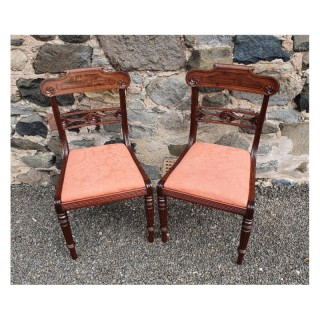 Fine Pair of Whitehaven Gillows Chairs