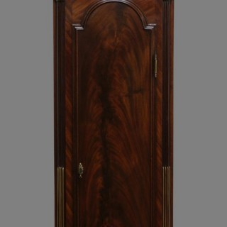 Georgian Mahogany Longcase Clock by Phillip Rundell, London