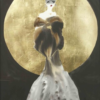 'Marilyn and the Moon' by Bridget Davies