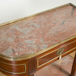 French Side Table in the manner of Gabrial Viardot