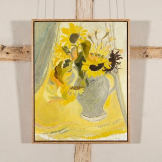 Jo Aylward Studio Sunflowers