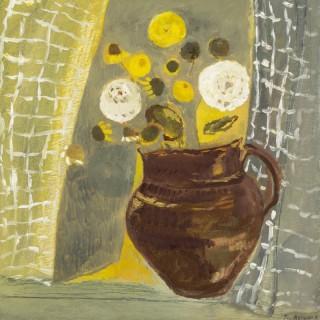 Jo Aylward Dahlias and Interesting Sunlight