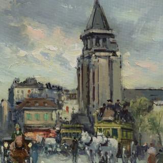 Eglise St. Germain des Prés