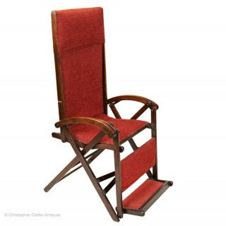 Reclining Chair with Foot Rest