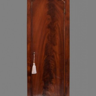 Mahogany Regulator Longcase Clock of Month Duration