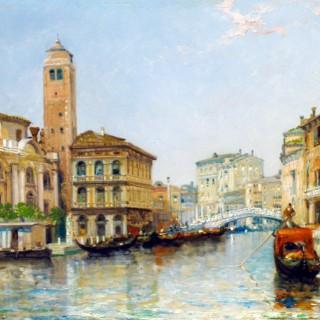 Venice by Arthur Joseph Meadows