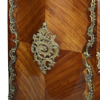 19th Century French Louis XVI style side cabinet.