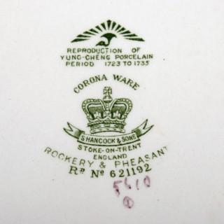 Corona Ware Pail & Drainer