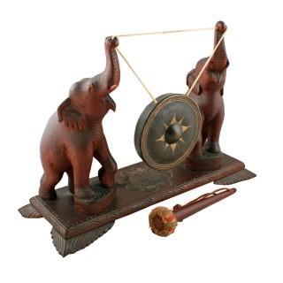 Elephant Gong & Beater
