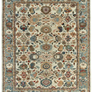 Oversize Contemporary Sultanabad carpet