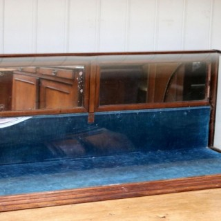 19th Century Counter Top Display Cabinet