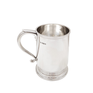 Antique Sterling Silver Pint Mug /Tankard 1944