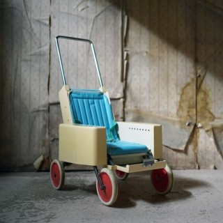 A Scarce 'Chummy Dream' Collapsible Stroller by Sakai of Japan c.1969