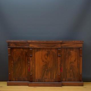 Victorian Rosewood Sideboard