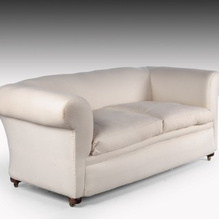 A Good Early 20th Century  Chesterfield Style Two Seater Sofa