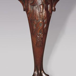 18th Century Mahogany 2-person Settee.
