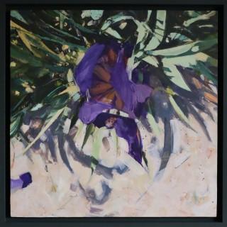 'Iris, Limestone' by Richard Sowman