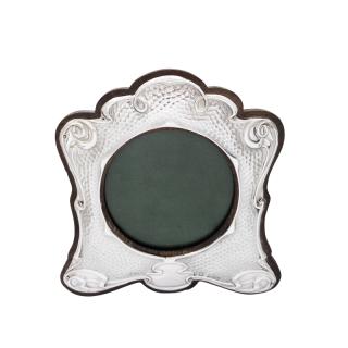 Antique Art Nouveau Sterling Silver 6 1/2