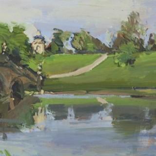 'Stowe' by Luke Martineau (born 1970)
