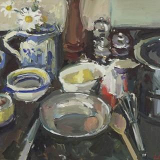 'The Recipe' by Luke Martineau (born 1970)