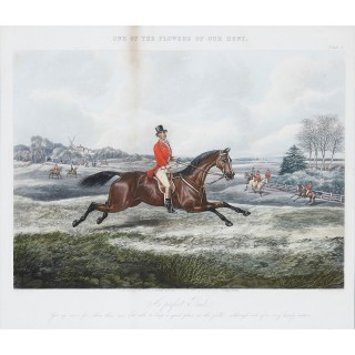 Set of six framed prints published by Rudolph Ackermann