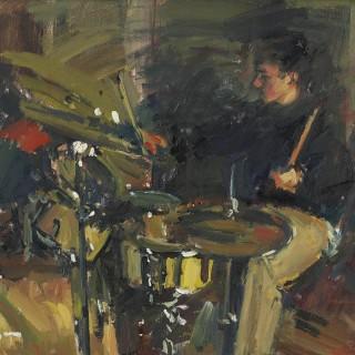 'Paradiddles' by Luke Martineau (born 1970)