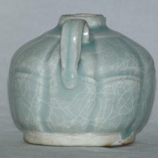 Song Stoneware Qing bai Molded EWER