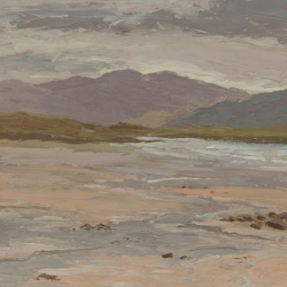 'Tramore, County Donegal' by Luke Dillon-Mahon (1917-1997)