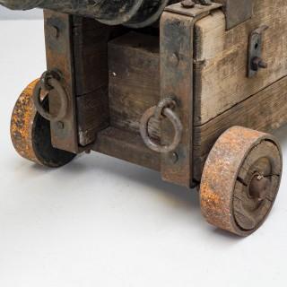 Ornamental Cannon