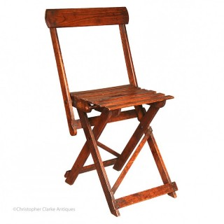 Goulding's Patent Folding Chair