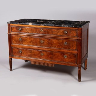 A French provincial Louis XVI commode by COURTE