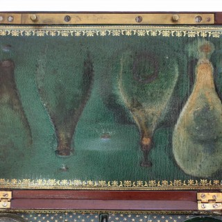 French Napoleon III Ladies Perfume Case or Cave a Parfum